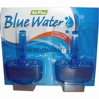 Toilethanger Air Plus Blue Water - set 2 stuks