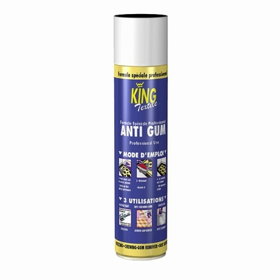 King Textile Anti Gum 12x400ml