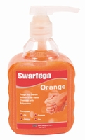 Swarfega Orange Pump Pack  6 x 450ml