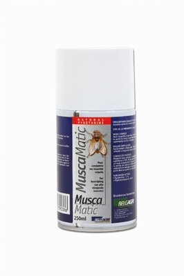 Muscamatic- Swak Natural Pyrethrin Alternatief 250ml. 12st