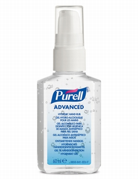 Purell 60ml - spray pump 24 st.