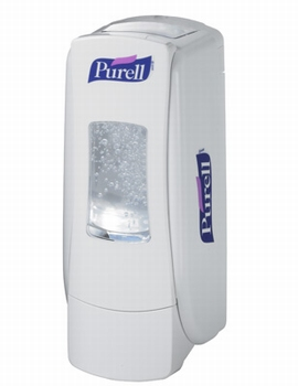 ADX Purell dispenser 700ml - White/White 1 st.