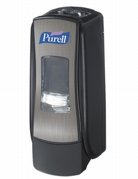ADX Purell dispenser 700ml - Chrome/Black 1 st.