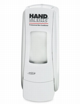ADX Hand Medic dispenser 700ml - White/White 1 st.