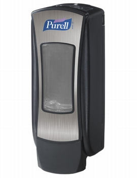 ADX Purell 1200ml - Chrome/Black 1 st.