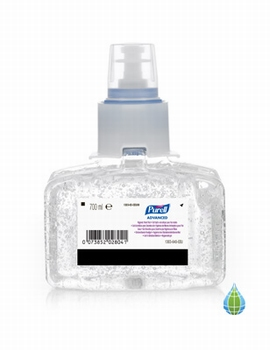 Purell Advanced Hygienic Hand Rub 700ml 3 st.