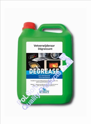 DEGREASE BERDY (ALL CLEAN) ONTVETTER KERAM. 5L  1st