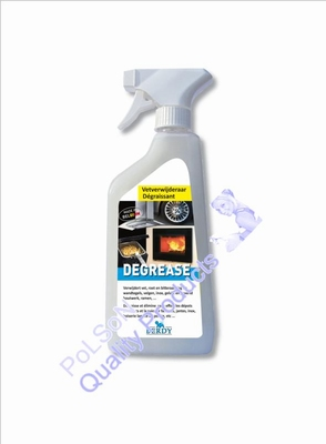 DEGREASE BERDY (ALL CLEAN) TRIGGER 500ml  12st