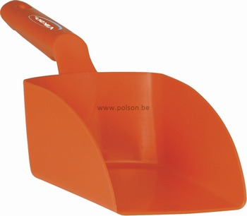 Handschep: medium 330x75x120mm Oranje