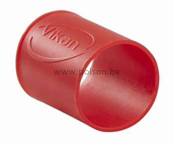 Rubber ring: per set van 5 ringen Ø 26 mm Rood