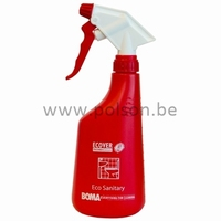 Verstuiver Greenspeed Sanitary - 650 ml - ROOD