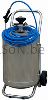 Spray-Matic 100 l inox CE