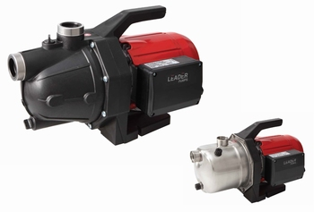 ECOJET 130 LEADER PUMPS 1kW 4.8 m³/h (80 l/min)