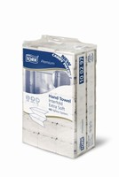 Tork Premium Hand Towel Interfold Extra Soft (Carry Pack)