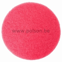 """Pad DISCUS 17"""" - 431mm - ROOD"""
