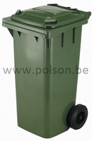 Mini container 140L - GROEN