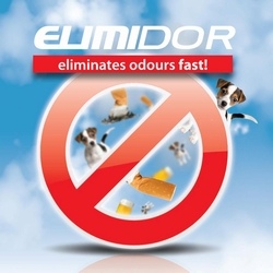Mini Elimidor minivulling 100ml/65gr. 3000shots /12 st