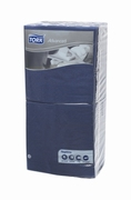 Tork Advanced Napkins Ocean Blue