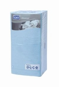 Tork Advanced Napkins Ice Blue