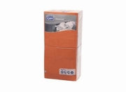Tork Advanced Napkins Terracotta