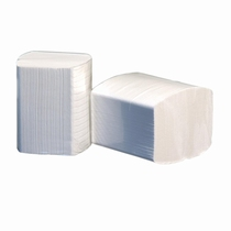 Toiletpapier Bulk Puur Cellulose.Wit 2laags  10.000st.