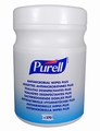 Purell Wipes 270 count canister 6 st.