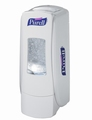 ADX Purell dispenser 700ml - White/White 6 st.