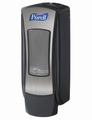 ADX Purell 1200ml - Chrome/Black 6 st.