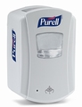 LTX Purell Dispenser 700ml - White/White 1 st.