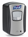LTX Purell Dispenser 700ml Chrome/Black 1 st.