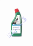 WC CLEANER BERDY 800 ML  12st
