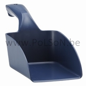Handschep: medium 330x75x120mm Donker blauw