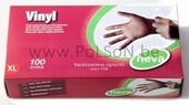 HANDSCHOEN VINYL / 1000 X-LARGE (1x10 dispencers)
