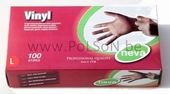 HANDSCHOEN VINYL / 1000 LARGE (1x10 dispencers)