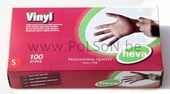 HANDSCHOEN VINYL / 1000 SMALL (1x10 dispencers)