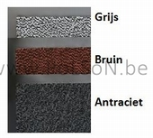 ANTIVUILMAT HIGH DENSITY bruin 60 x 90 cm