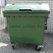 Container 1100L 136x106x146cm - GROEN