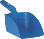 Handschep polipropyleen medium - 330 x 75 x 120 mm blauw