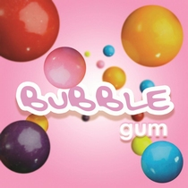 Mini Bubblegum minivulling 100ml/65gr. 3000shots /12 st