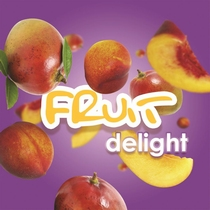 Maxi Fruit Delight  maxivulling 243ml/155gr. 3000sh/12st