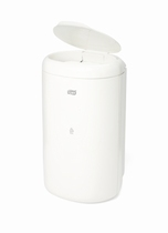 Tork Bin 5 Ltr. Plastic White  ELEVATION LINE